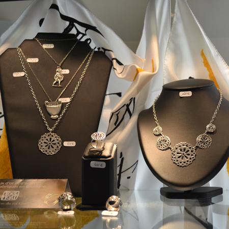 Bijoux argent Trésor de Vix