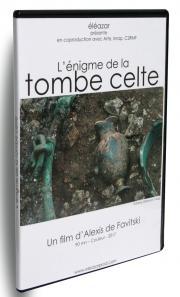 DVD l'énigme de la tombe celte