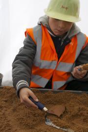 Initiation à l'archéologie © N. Montenot