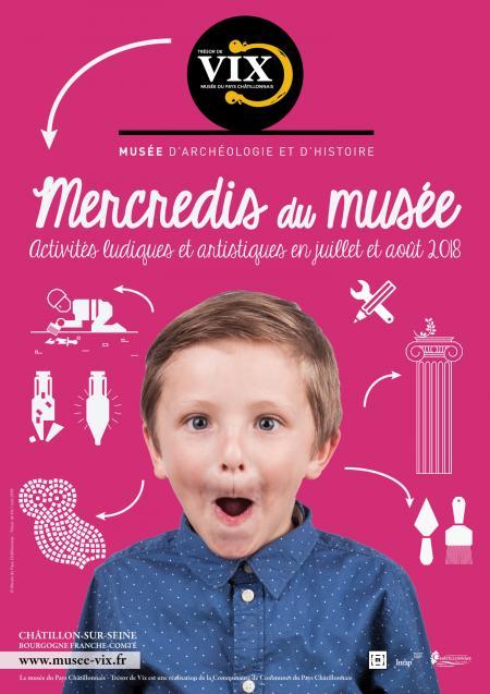Mercredis du musée