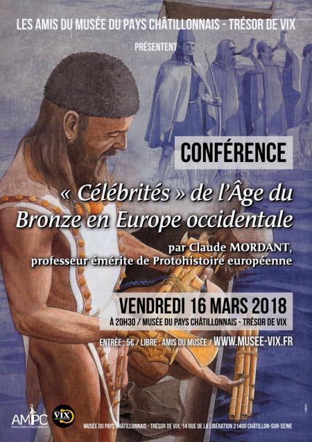 Célébrités de l'âge du Bronze en Europe occidentale