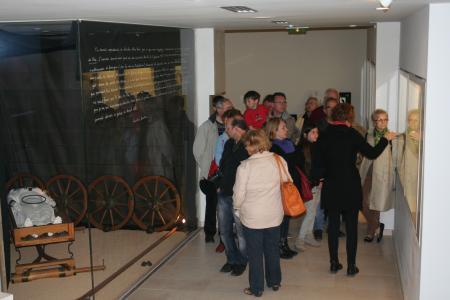 Visite guidée, musée, loisirs