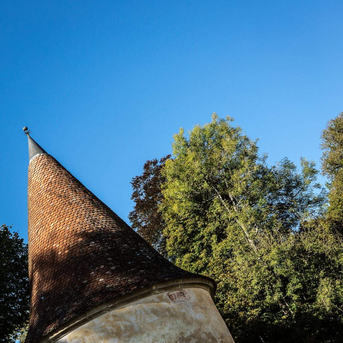 Château de Quemigny-sur-Seine © Claire Jachymiak
