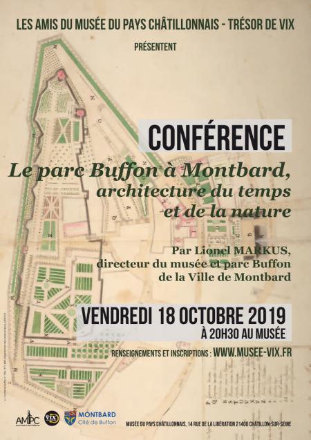 Conférence Parc Buffon